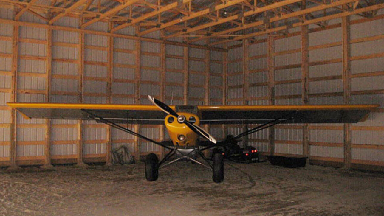 custom-building-airplane-hangar-interior-plane-westlock