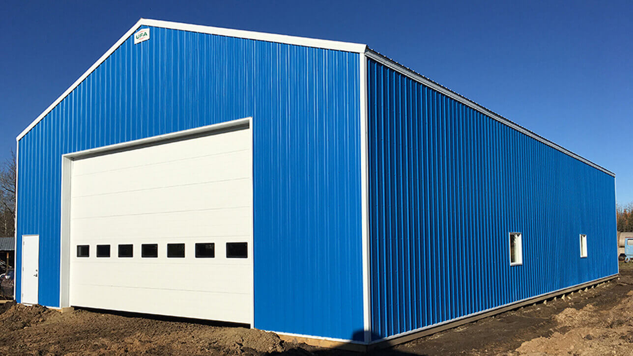 custom-building-machinery-storage-blue-onoway