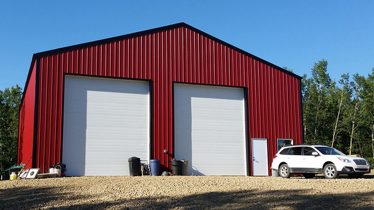custom-building-shop-rimbey-red-overhead-doors