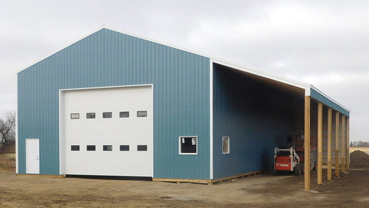 custom-building-shop-trailer-storage-blue-irricana