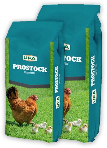UFA ProStock Poultry product stack